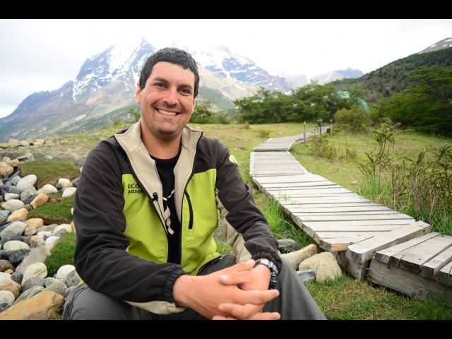 Ecotour of the Lodge by EcoCamp Patagonia Torres del Paine Chile