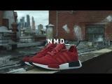 NMD_Live. Исследуй город и найди свою пару кроссовок