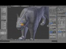 Blender (создание 3д модели по эскизу)