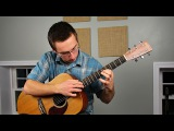 Talk by Coldplay   Guitar Cover by Matthew Murmylo