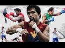 Manny Pac Man Pacquiao Training Highlights