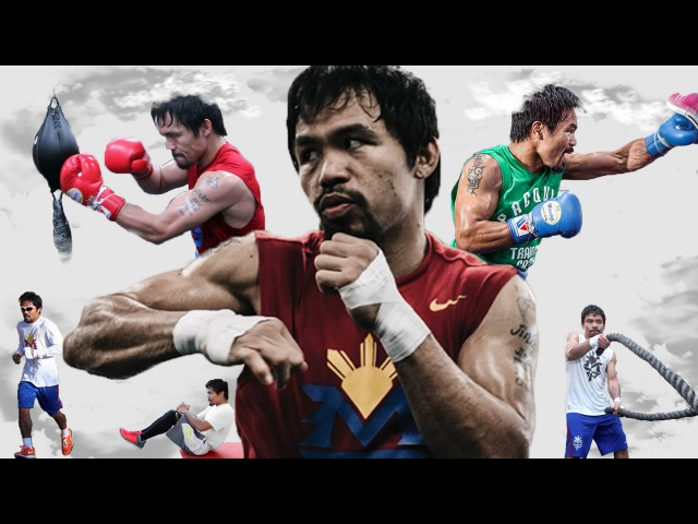 Manny Pac-Man Pacquiao | Training Highlights