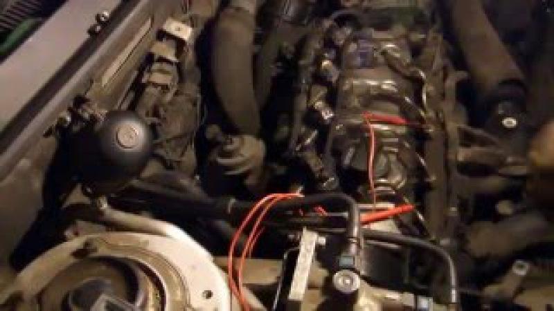 ГТ Замена свечей накала на двиг D4EA, CRDi 2.0 Хундай Санта-Фэ 2005г.в.