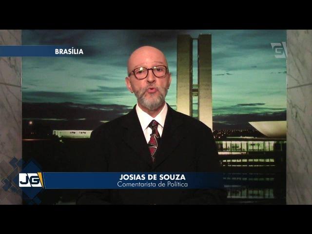 Josias de SouzaLula reage a denúncia com politização inútil