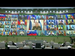 Министр обороны РФпризвал западных коллег определиться, скем действительно они ведут борьбу вСирии. Новости. Первый канал