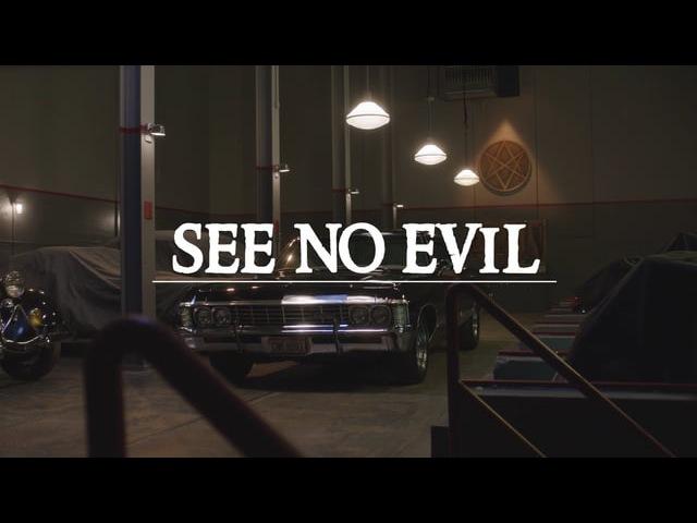 12 сезон ›› Промо «Не вижу зла»