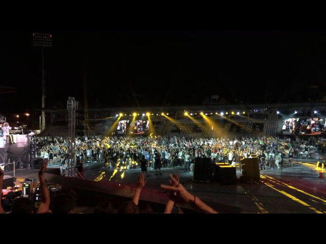 Rockin1000 ACDC - Its A Long Way To The Top 24.07.2016