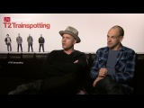 Interview  Ewan McGregor &amp Jonny Lee Miller T2 TRAINSPOTTING