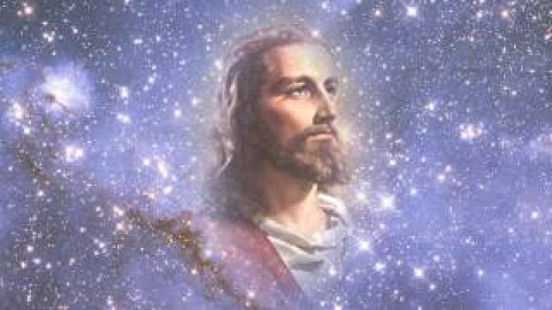 Свет. Медитация на слова Иисуса.