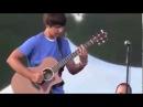 Афигенная игра на гитаре Он просто нереальный виртуоз