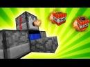 Как Сделать Мощную Тнт Пушку В Майнкрафт Пе 0 14 0 !!!