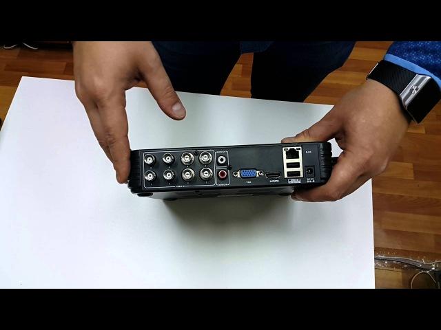 Обзор видеорегистратора hvr-803h-m АйТек Про