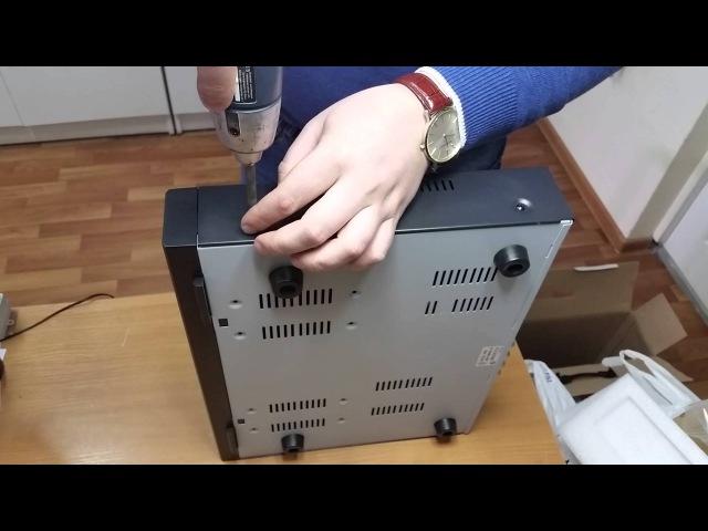 Обзор регистратора АйТек Про hvr-804h-m