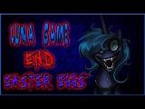 Luna Game End (EASTER EGGS)