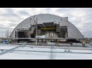 Major step in unique engineering project as Chernobyl arch slides into place