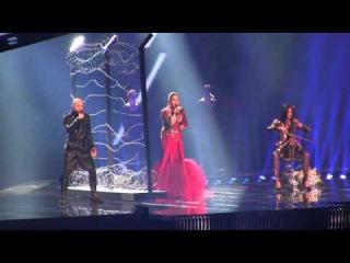 ESCKAZ in Stockholm: Dalal & Deen feat. Ana Rucner and Jala (Bosnia and Herzegovina) - Ljubav Je