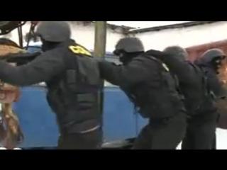 Клип о нелегкой службе в СОБР сняли в Караганде