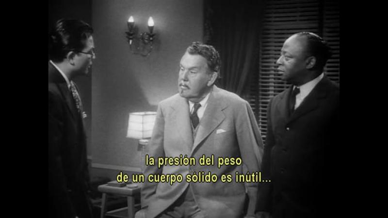 Charlie Chan - La máscara de Jade - The Jade Mask [1945] VOSE
