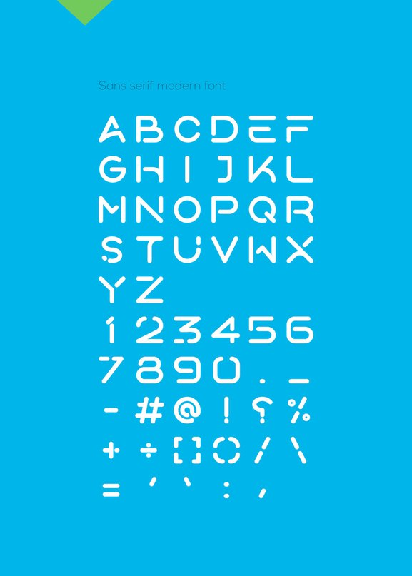 Download AOOX font (typeface)