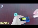 Экспериментатор. 4 творческих способа сделать спиннинг игрушку