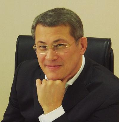 Радий Хабиров, Красногорск