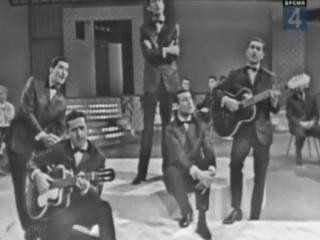 ВИА ''Орэра'' - Тополя ( ''Голубой Огонёк'' 1 мая 1967 года )