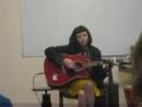 Вікторія виступ на концерті Клубу авторів Весняні зустрічі 27 04 17