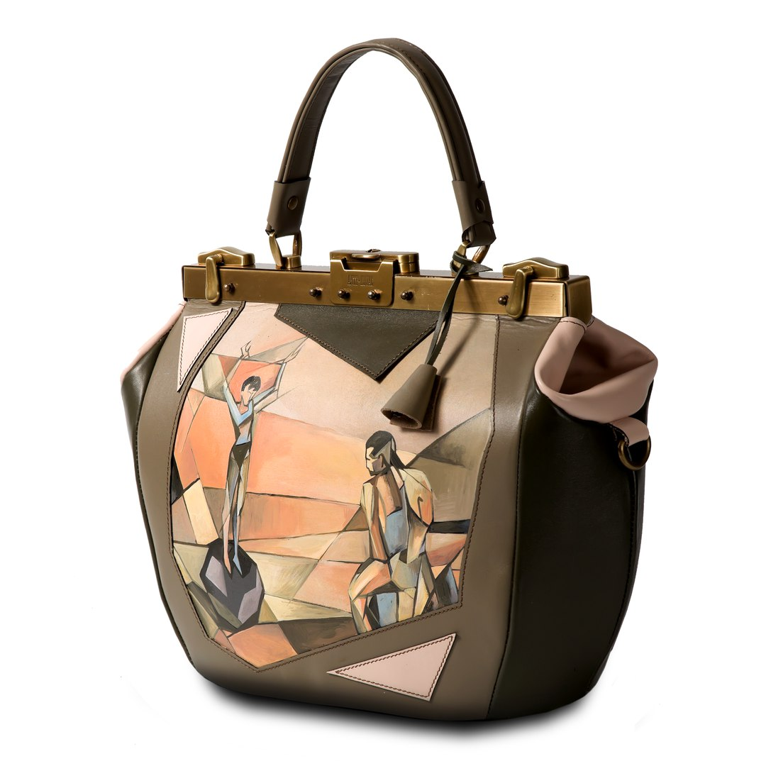 INZI by High fashion handbags company