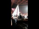 Концерт Земфиры 01.04.2016 приземление