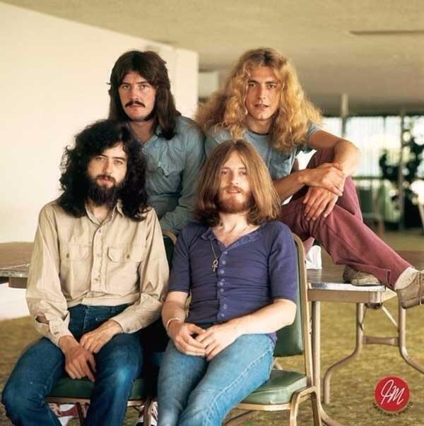 Led Zeppelin, 1970 год
