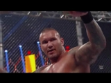 28. John Cena Vs. Randy Orton Hell in a Cell 26.10.14