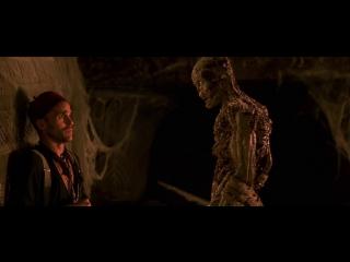 Мумия / The Mummy, 1999 - дубляж, демо