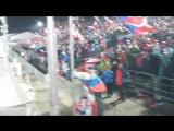 Болельщики сборной России, после сегодняшней победы Татьяны Акимовой