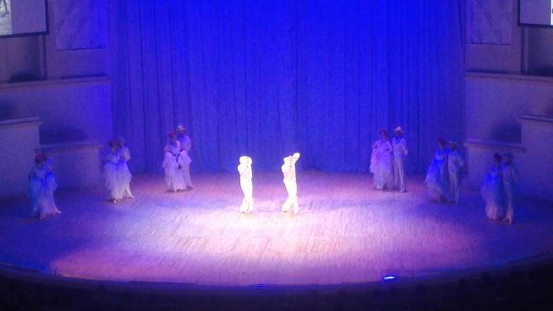 Мексиканский танец Ансамбль И. Моисеева