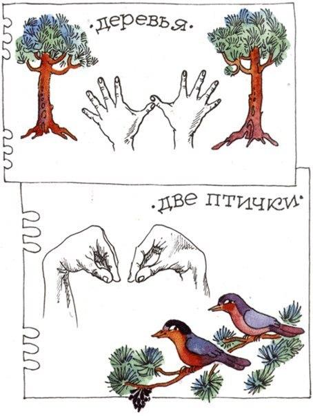 Гимнастика для рук для детей