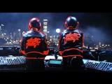 Daft Punk - One More Time _ Aerodynamic (live)
