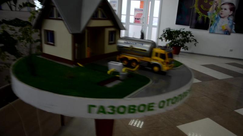 Флешмоб в офисе компании GAZCENTER Mannequin challenge