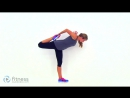 Fitness Blender - Fast 5 Minute Cool Down and Stretching Workout for Busy People