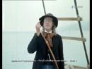 Лембит Ульфсак на съёмках фильма В поисках капитана Гранта. 1985 г.