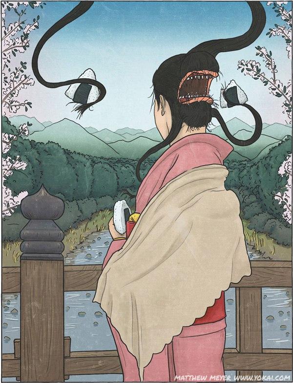 Футакучі онна (Futakuchi onna)