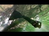 Русалка в океанариуме