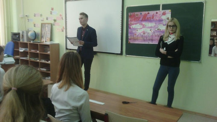 Симферопольское отделение «Молодой гвардии Единой России» провело набор в свою команду