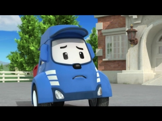 Робокар Поли - Приключение друзей - Техосмотр (мультфильм 5 в Full HD)