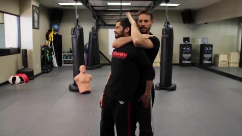 Krav Maga Technique - KMW KravMaga Self Defense