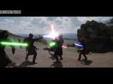 Битва в Игре Престолов на световых мечах  (в стиле Звёздных войн) / Tower of Joy - Jedi Battle (Game of Thrones Star Wars)