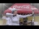 ShootLikeMe: London 2012 Olympic Champion Ki Bo Bae   Archery Fan Reporter
