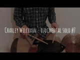 Charley Wilcoxon - The All-American Drummer 150 Rudimental Solos, Solo #7