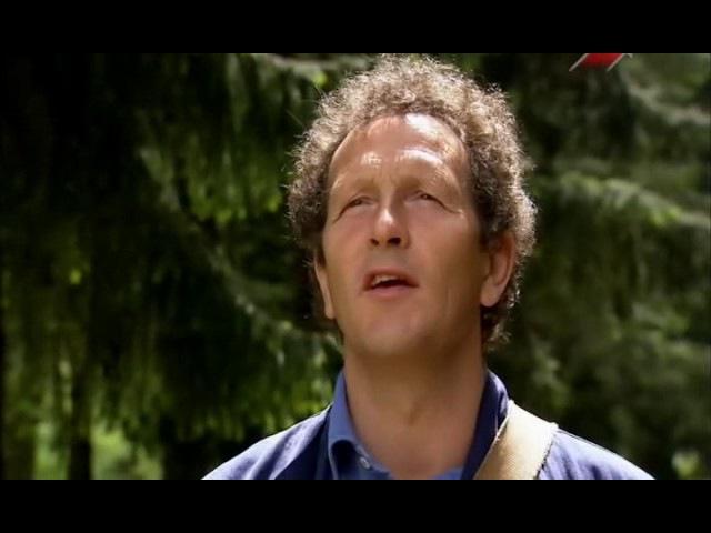 Итальянские сады с Монти Доном / Monty Don's Italian Gardens. 1/4. Сады Рима [2011, DVBRip]
