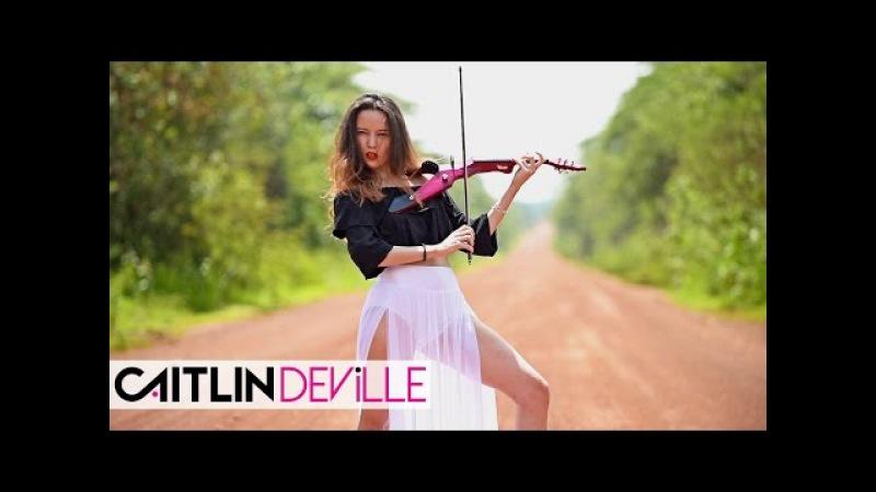 Rockabye (Clean Bandit ft. Sean Paul Anne-Marie) - Electric Violin Cover   Caitlin De Ville