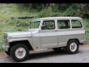 1960 Willys Overland Wagon ICON Derelict